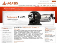 Agasio POE & Wireless IP Cameras