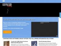 contractorssoftwaregroup.com