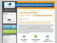 taxdatasystems.net