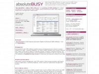 Absolutebusy.com