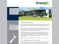 aheadbuildings.co.nz Thumbnail