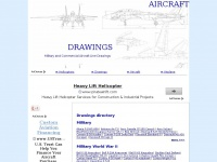 Aircraftdrawingsdownload.com - Aircraft drawings download, line drawings, detail drawings. Fighters, bombers, passengers, conventional and other aircraft