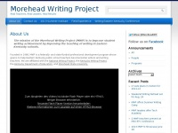 moreheadwritingproject.org