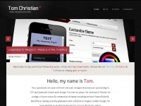 Tomchristian.co.uk