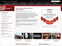 grinnell.edu Thumbnail