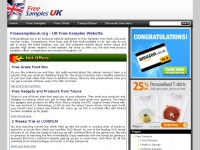 Free Samples UK – Health, Beauty, Product, Pet Food Samples