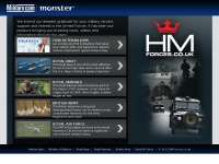 hmforces.co.uk Thumbnail