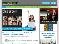 Typingagent.com - Typing Agent Online Typing Tutor for Schools | Web-based Keyboarding Tutor
