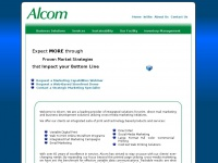 Alcom Printing Direct Mail and Fulfillment