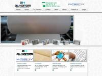alharamtextile.com