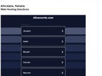 alicecorrie.com