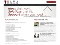 Gurunet.net - Chantilly, VA | Real Estate Software | Broker Back Office | GURU Solutions