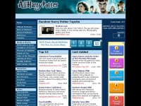 allharrypotter.com - The ultimate Harry Potter internet guide.