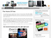 Giveaway Network | The Home Of Free