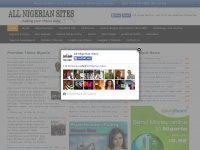 All Nigerian Sites - All In One All Nigerian Sites
