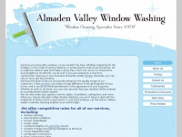 almadenvalleywindowwashing.com