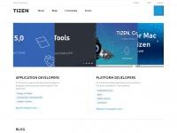 tizen.org Thumbnail
