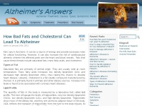 Alzheimers Answers - Just another WordPress site