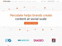 percolate.com