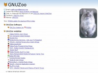 GNUZoo Main HomePage browse