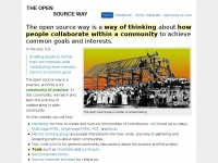 Theopensourceway.org