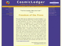 The Cosmic Ledger: Cosmology, Astrology, and Numerology (Devices for Enlightenment)