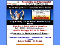 Ambitenergyrates Com Customer Reviews