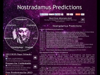 nostradamuspredictions.org