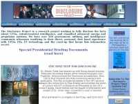 disclosureproject.org