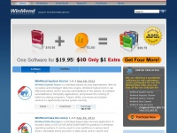 WinMend - Free Download System Doctor, Registry Cleaner, Disk Cleaner, History Cleaner, Data Recovery software.