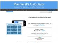 machinist-calculator.com
