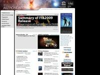 astronomy2009.org