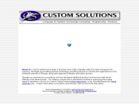 customsolutions.us Thumbnail