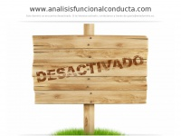 analisisfuncionalconducta.com
