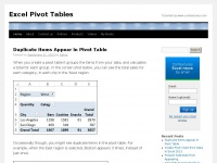 pivot-table.com