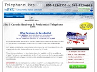 telephonelists.biz