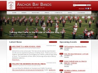 anchorbaybands.org Thumbnail