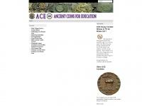 ancientcoinsforeducation.org Thumbnail