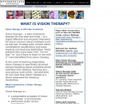 visiontherapy.org Thumbnail