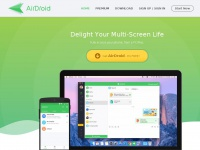 Airdroid.com - AirDroid | Your Android, on the Web.