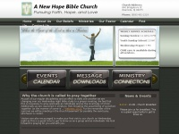Anewhopebiblechurch.org