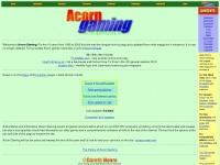 acorn-gaming.org.uk Thumbnail