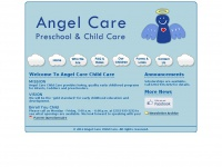 angelcarechildcare.org Thumbnail