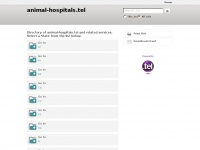 animal-hospitals.tel Thumbnail