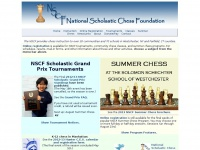 National Scholastic Chess Foundation (NSCFChess.org)