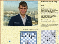 Your Chess Couch Online - chesscoach.org