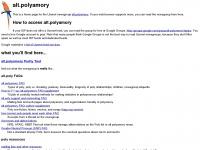 polyamory.org