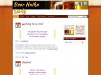 beerhaikudaily.com
