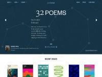 32poems.com