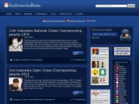 IndonesiaBase   » Chess in Indonesia